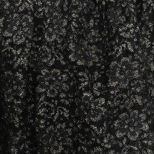 Forever 21 Skirts - Forever 21 Sparkly Black and Gold Skirt